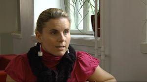 Patricia Thesleff, sexualterapeut