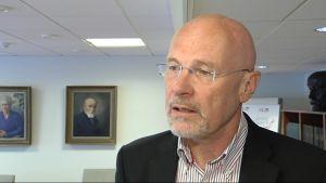 Dan Johansson är ordförande för FSL