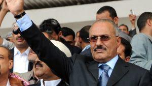 Ali Abdulla Saleh