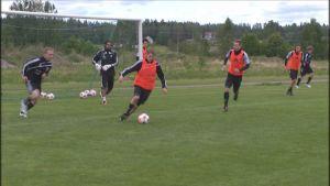 SJK tränar 2011