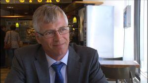 Jarl Sundqvist är direktör vid Österbottens handelskammare