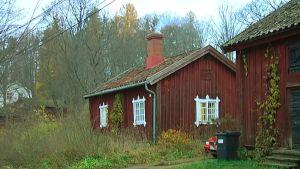 Hus i Billnäs