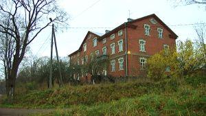 Bostadshuset Hammarborg i Billnäs