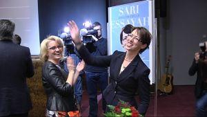 Sari Essayah är den 8:e presidentkandidaten