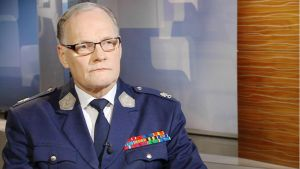 Polisöverdirektör Mikko Paatero