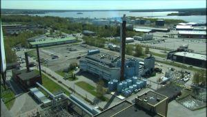 EPV bygger biogasanläggning på Vasklot i Vasa