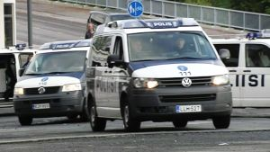 Polisbilar i Hyvinge