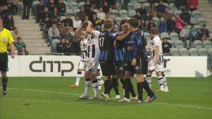 FC Inter, hösten 2012