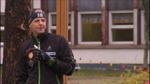 Stefan Storvall, servicechef i längdlandslaget