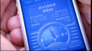 Geochaching med GPS