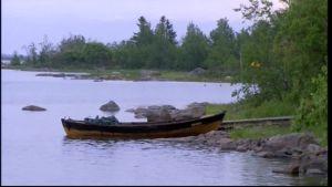 Roddbåt i Kvarken