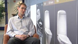 Matts Lundström är platschef vid IDO i Ekenäs