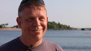 Alf Norkko, professor i Östersjöforskning