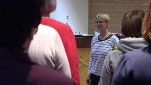 Åsa Westerlund leder Stora Fröjden
