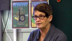 Lärare Lilian Westerlund