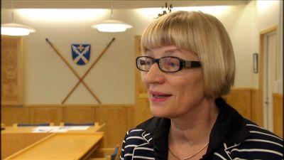 Anita Ismark, kommundirektör i Korsnäs.