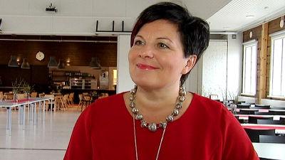 Sari Kaasinen.