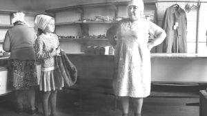 Kyläkauppa Neuvostoliitossa