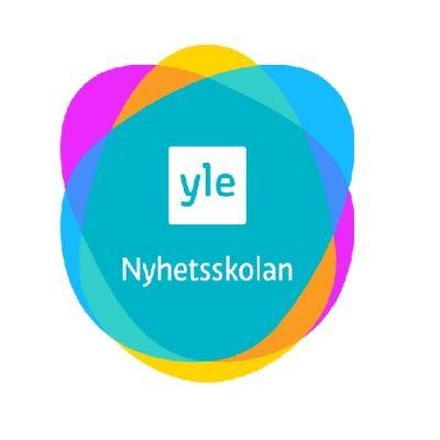 Yle Nyhetsskolans logo