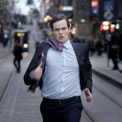 Running man teos