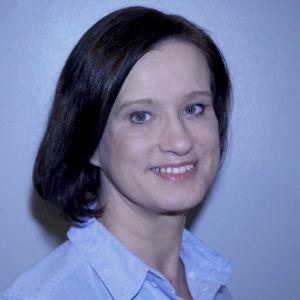 Journalisten Kirsi Crowley.