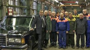 Den sista ryska limousinen