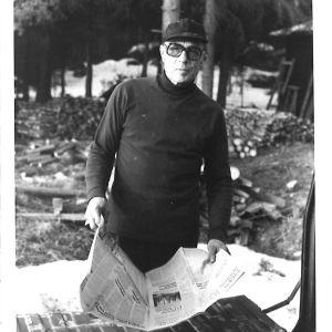 Tommy Hellstenin isä Helge Hellsten.