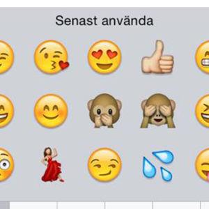 Emoji, Janne