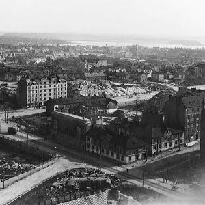 Helsingin Kallio 1900-luvun alussa