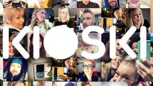Headerbild för aktualitetsprogramet Kioski