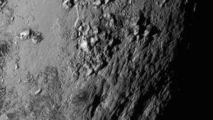 Pluton pintaa