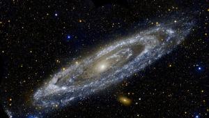 Andromedan galaksi
