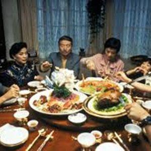 Scen ur filmen Mat, dryck, man, kvinna från 1994.