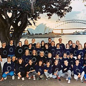 Tapiolan kuoro Australian Sydneyssä