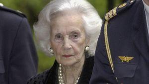 Prinsessan Lilian föddes i Wales