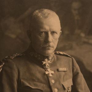 Rüdiger von der Goltz 1918