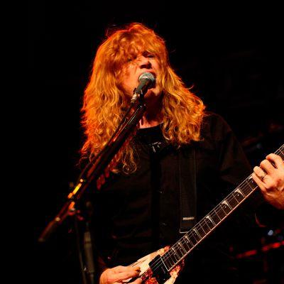 Dave Mustaine, Megadeth Tuska-festivaaleilla