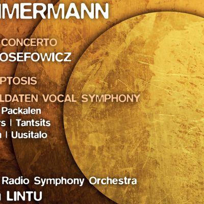 RSO:n Zimmermann-levyn kansi