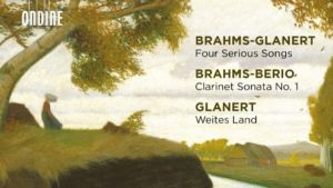 Brahms / Glanert / HKO