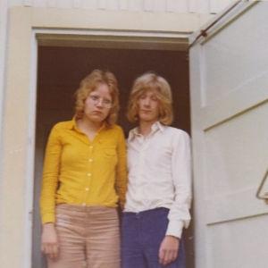 Kari Enqvist Maija Enqvist 1970 luku