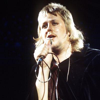 Heikki Harma, eli Hector vuonna 1974