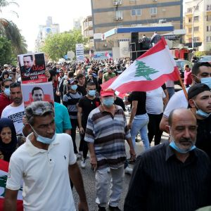 Beirutin mielenosoitus
