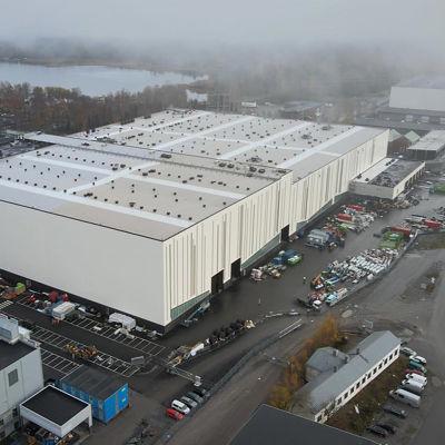 Wärtsiläs nya Smart Technology Hub på Vasklot i Vasa.