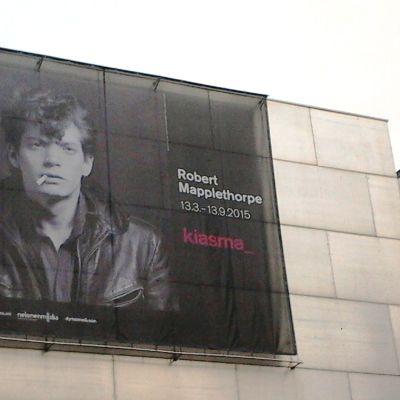 Robert Mapplethorpe-utställning på Kiasma 2015