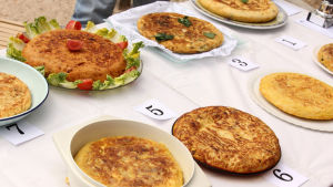 Tortilla-kilpailun satoa