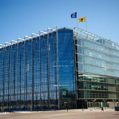 Sanomahuset i Helsingfors