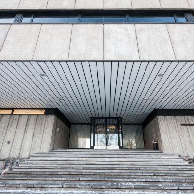 Itä-Suomen hovioikeus Kuopiossa.