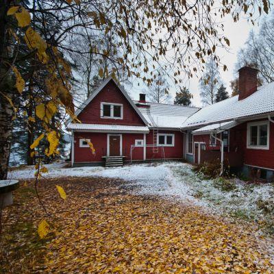 Kumpulinnan huvila Kuopiossa