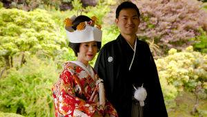 Japanilainen aviopari