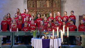 Åbo svenska församlings barnkör